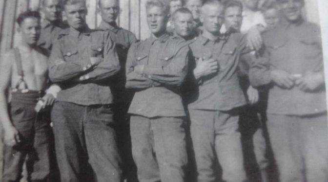 ISÄNI, Aate Matiaksen viimeinen taistelu 15.2.1940